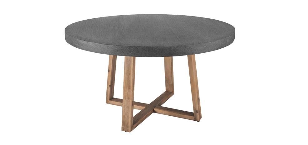 table ronde tambora 140 cm : essayez les tables rondes tambora 140