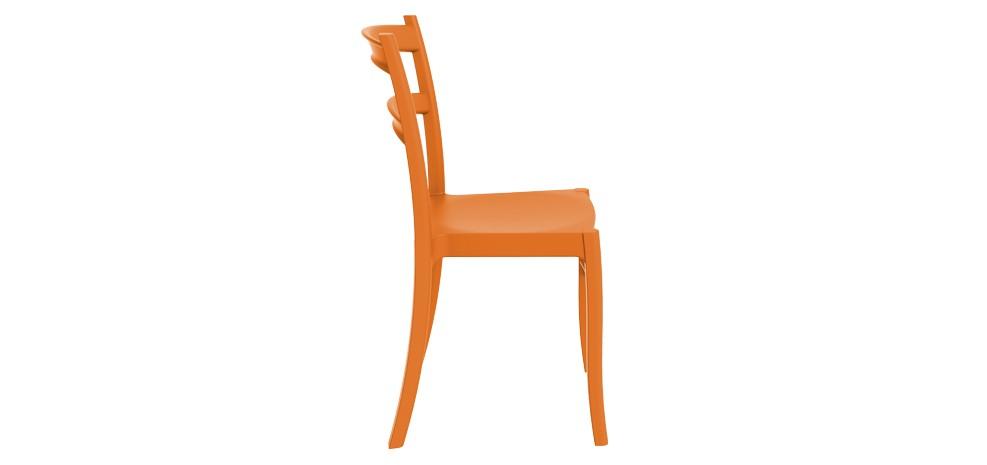 Chaise Orange Plastique Pas Chere Previous