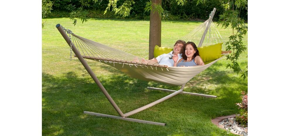 hamac deux places vert achetez nos hamacs deux places verts rdvd co. Black Bedroom Furniture Sets. Home Design Ideas