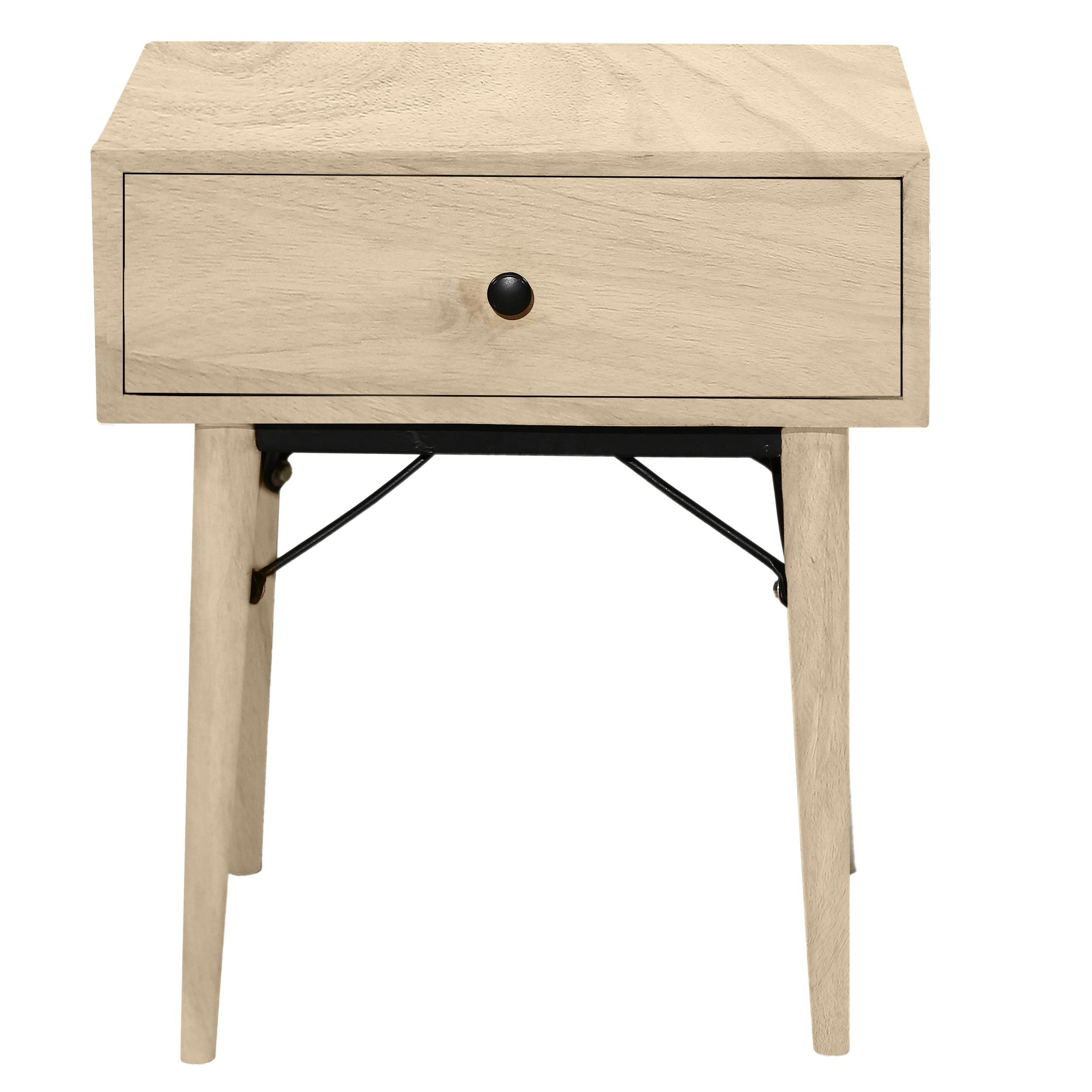 acheter table chevet bois