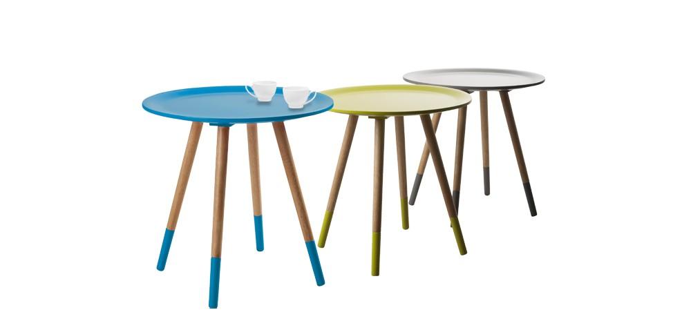 Table basse bleue : achetez nos tables basses bleues à prix réduit ...