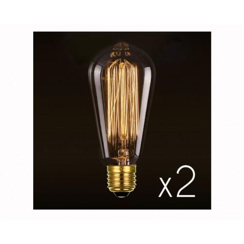 acheter ampoule design industriel filament