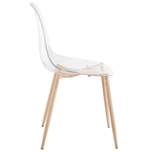achat chaise design transparente - Chaise Design Transparente