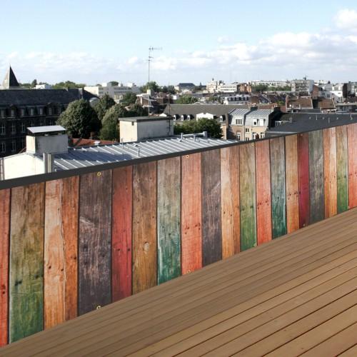 Brise-vue de jardin Planches : optez pour nos brise-vue de jardin ...