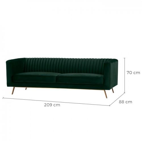 acheter canape velours confortable - Canape En Velours