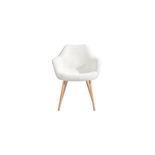 Chaise Anssen blanche : découvrez nos chaises Anssen blanches à prix ...