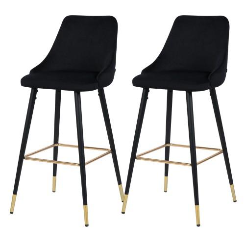 acheter chaise de bar design lot de 2