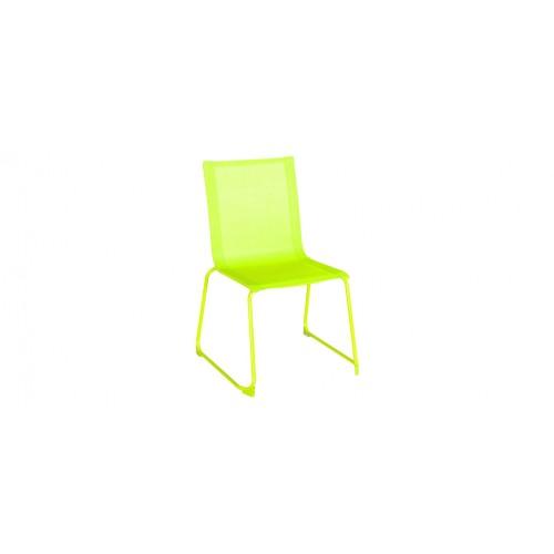 Acheter Chaise Jardin Empilable Verte
