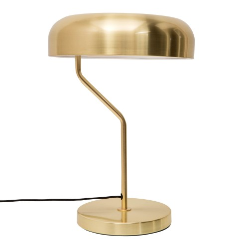 acheter lampe de bureau metal dore