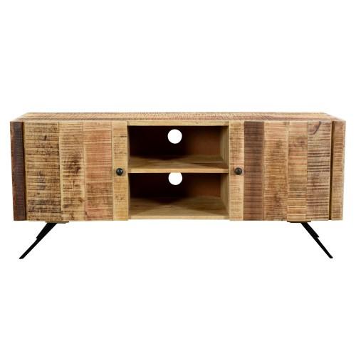 acheter meuble tv en bois design