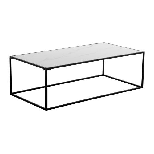 acheter table basse en verre et ceramique