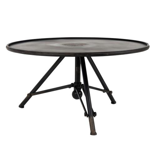 acheter table basse industrielle