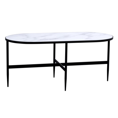 acheter table basse pieds noirs