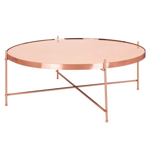 Table Basse En Metal Valdo Cuivre L Adoptez Nos Tables Basses En