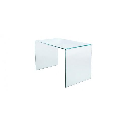 bureau en verre pure choisissez nos bureaux en verre pure design et conomiques rendez vous d co. Black Bedroom Furniture Sets. Home Design Ideas