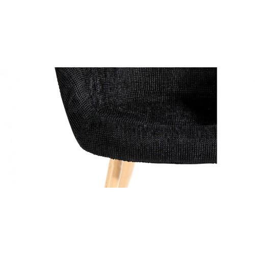 Chaise anssen noire achetez nos chaises anssen noires for Chaise petit prix