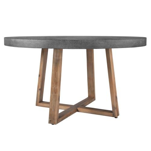 Table ronde 140cm tambora