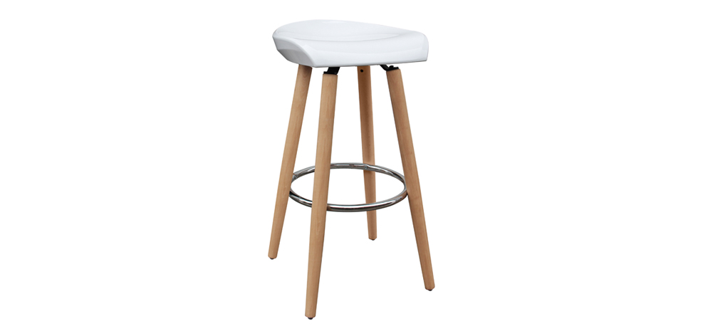tabouret bar blanc pas cher affordable tabouret snack ikea finest enchanteur tabourets hauts. Black Bedroom Furniture Sets. Home Design Ideas