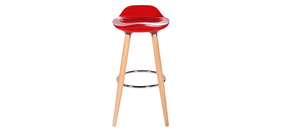 tabouret de bar italien rouge neuf ebay. Black Bedroom Furniture Sets. Home Design Ideas