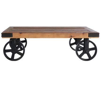 Blog vente priv e num ro 39 la table basse industry - Vente privee table basse ...
