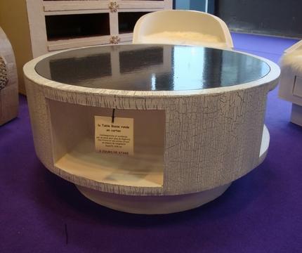blog meubles en carton design par g raldine calaci. Black Bedroom Furniture Sets. Home Design Ideas