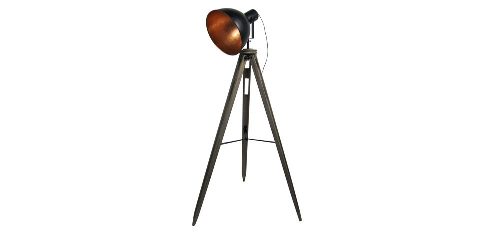 Blog le lampadaire cin ma transforme la d co en plateau for Lampe projecteur cinema sur trepied