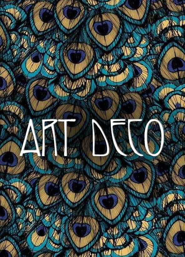 Collection Art Déco