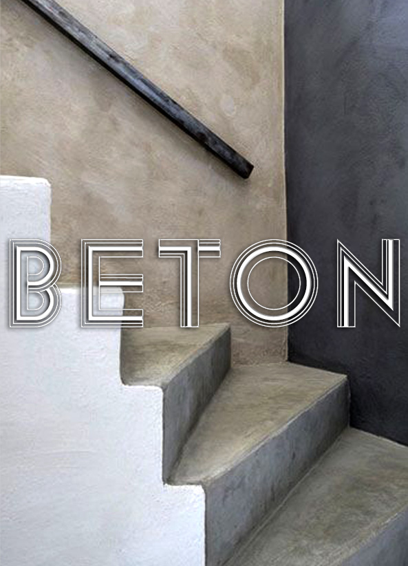 Collection Béton