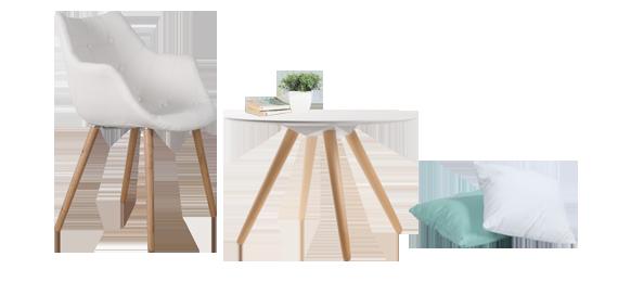 meubles scandinave pas cher. Black Bedroom Furniture Sets. Home Design Ideas