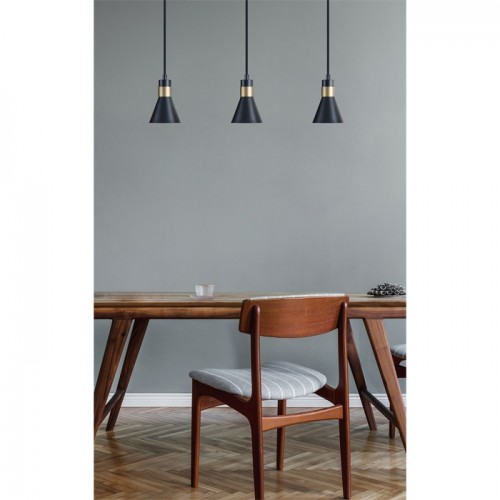 Suspension Geldof 3 lampes ∅ 10cm