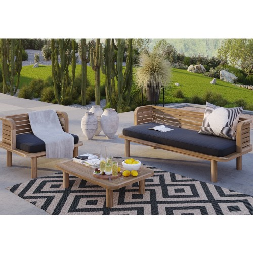 Table basse de jardin Kilda