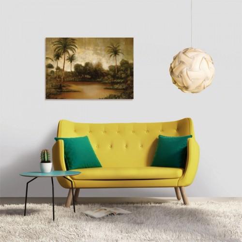 Tableau en verre acrylique Helena 70 x 50 cm