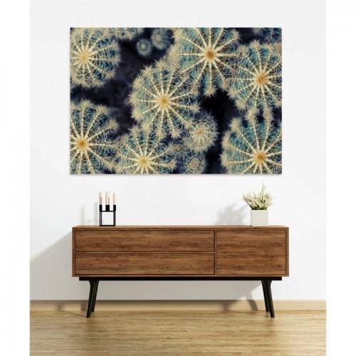 Tableau en verre acrylique Mercury 130 x 90 cm