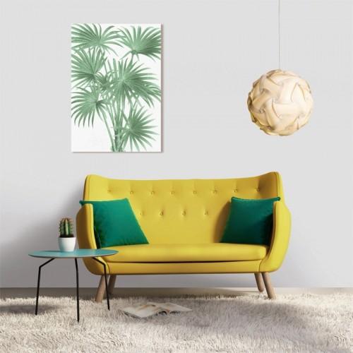 Tableau en verre acrylique Summer 50 x 70 cm