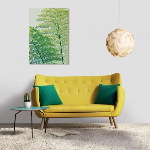 Tableau en verre acrylique Fraicheur 50 x 70 cm