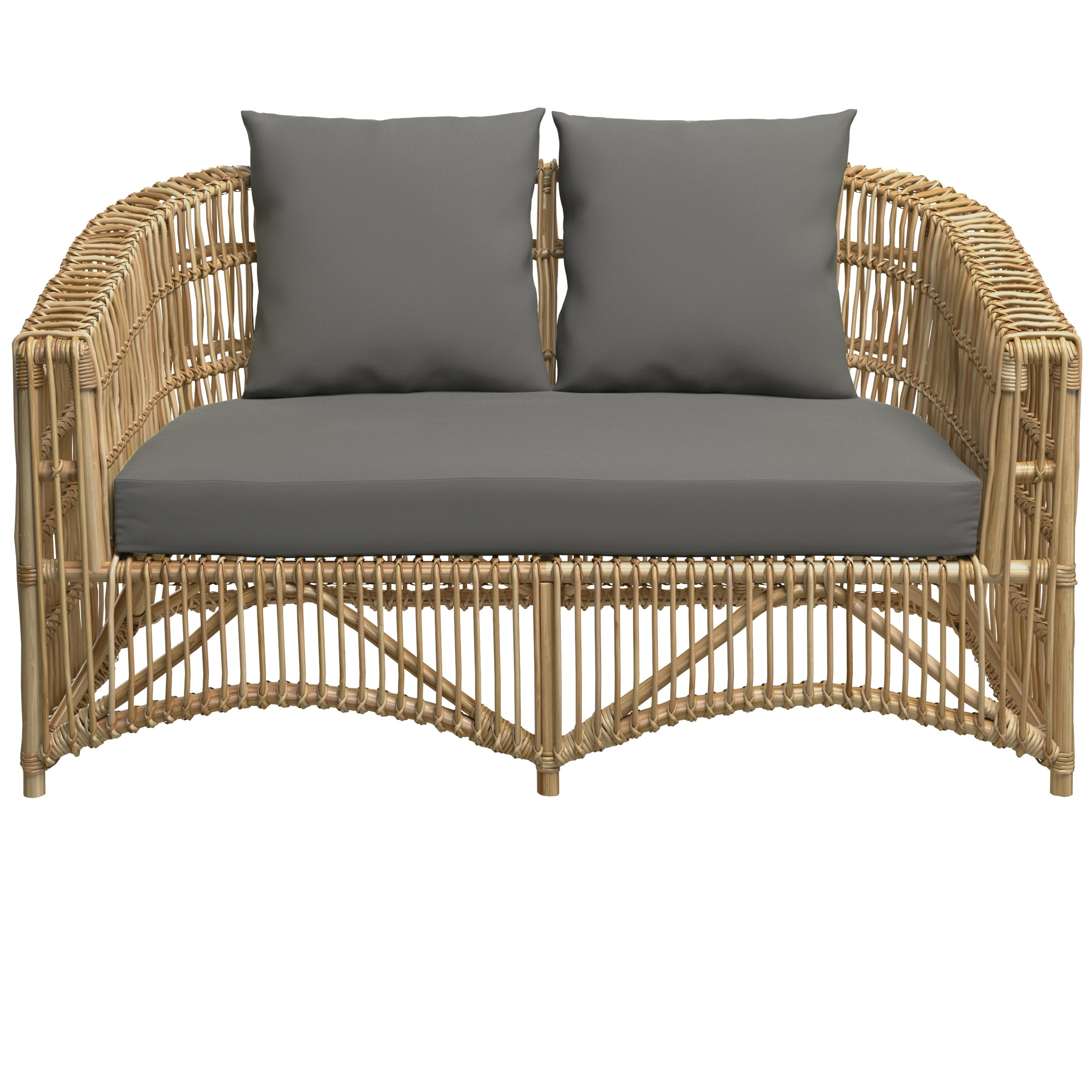 achat canape d exterieur en rotin design