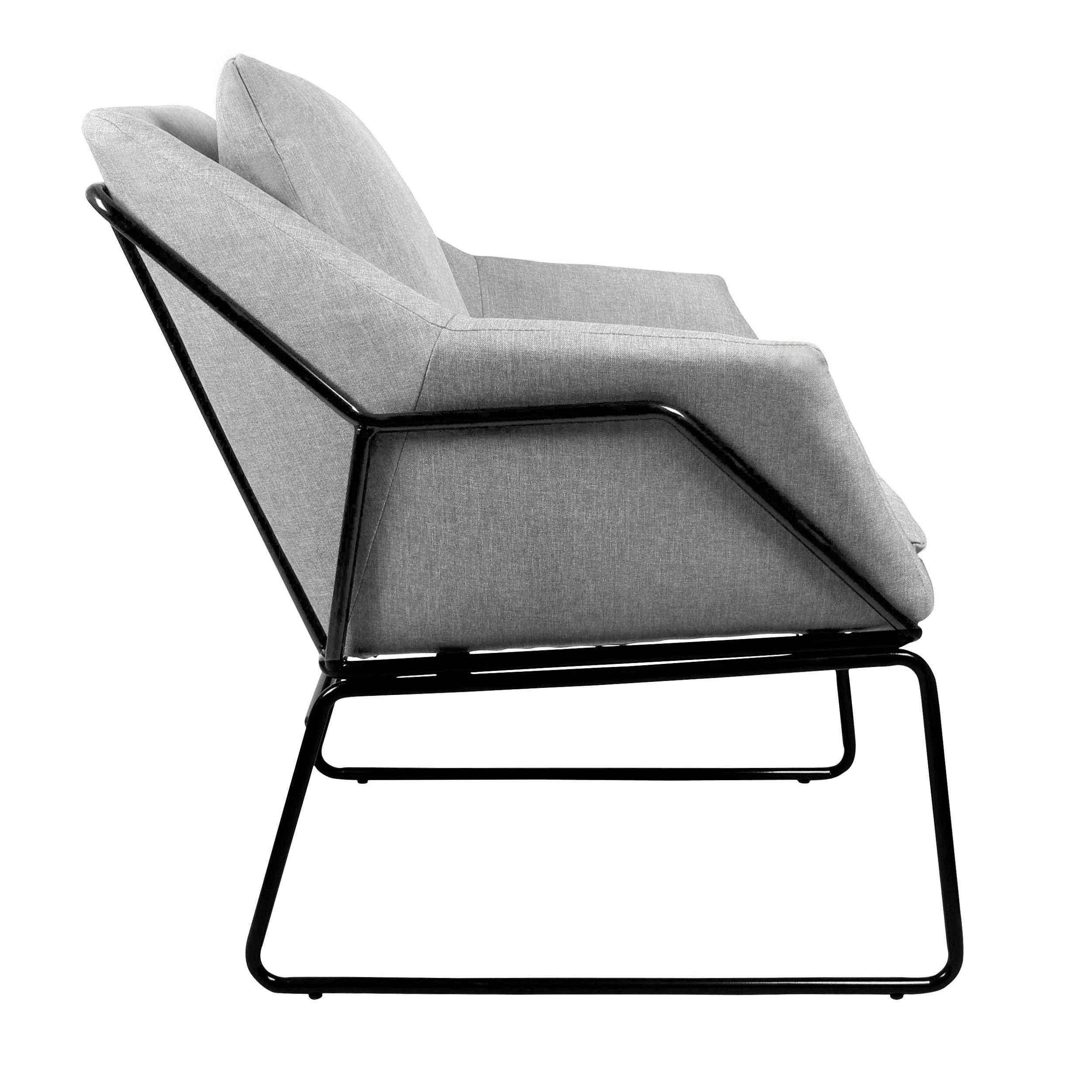 fauteuil pitea gris clair d couvrez les fauteuils pitea. Black Bedroom Furniture Sets. Home Design Ideas