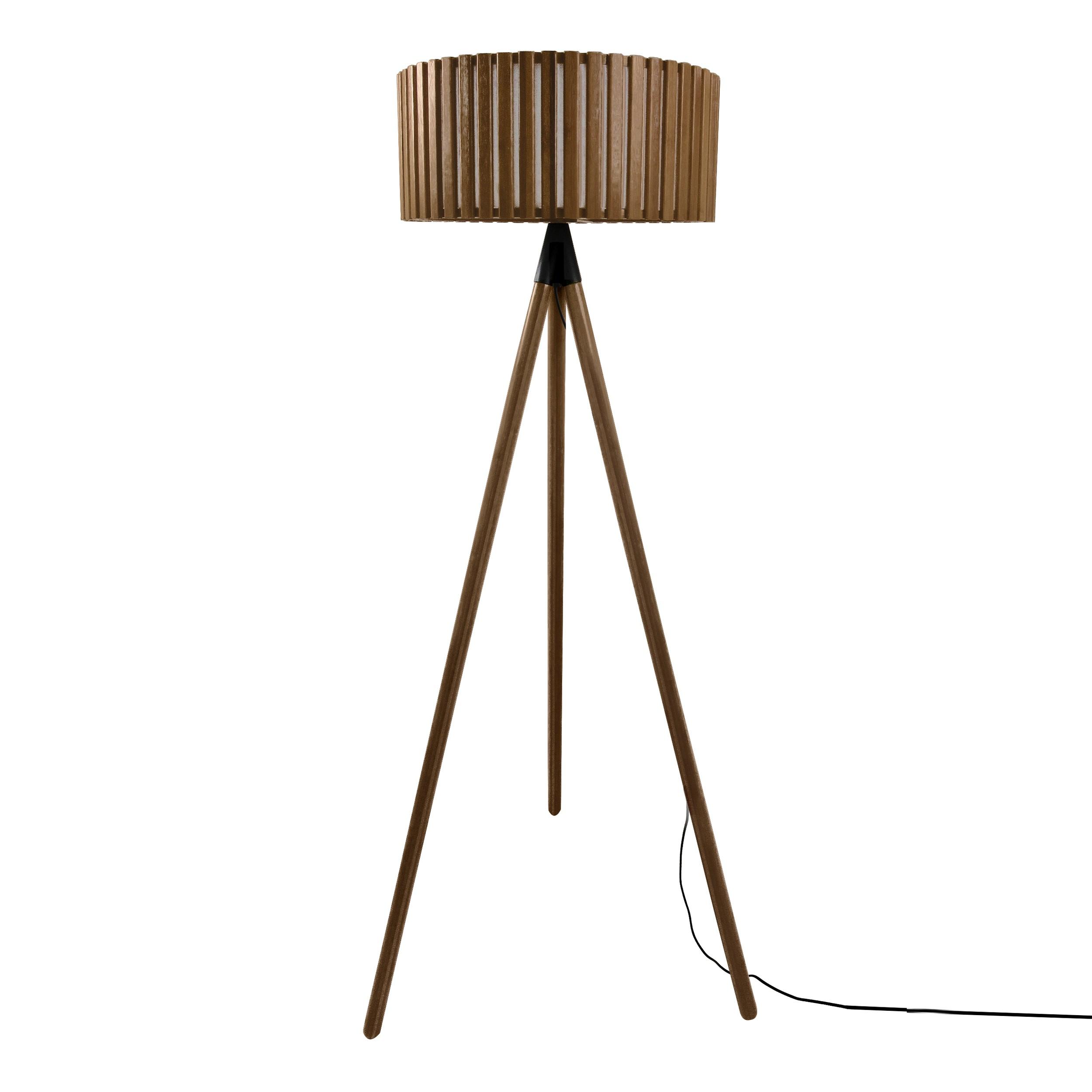 lampadaire tr pied dolga bois d couvrez nos lampadaires. Black Bedroom Furniture Sets. Home Design Ideas