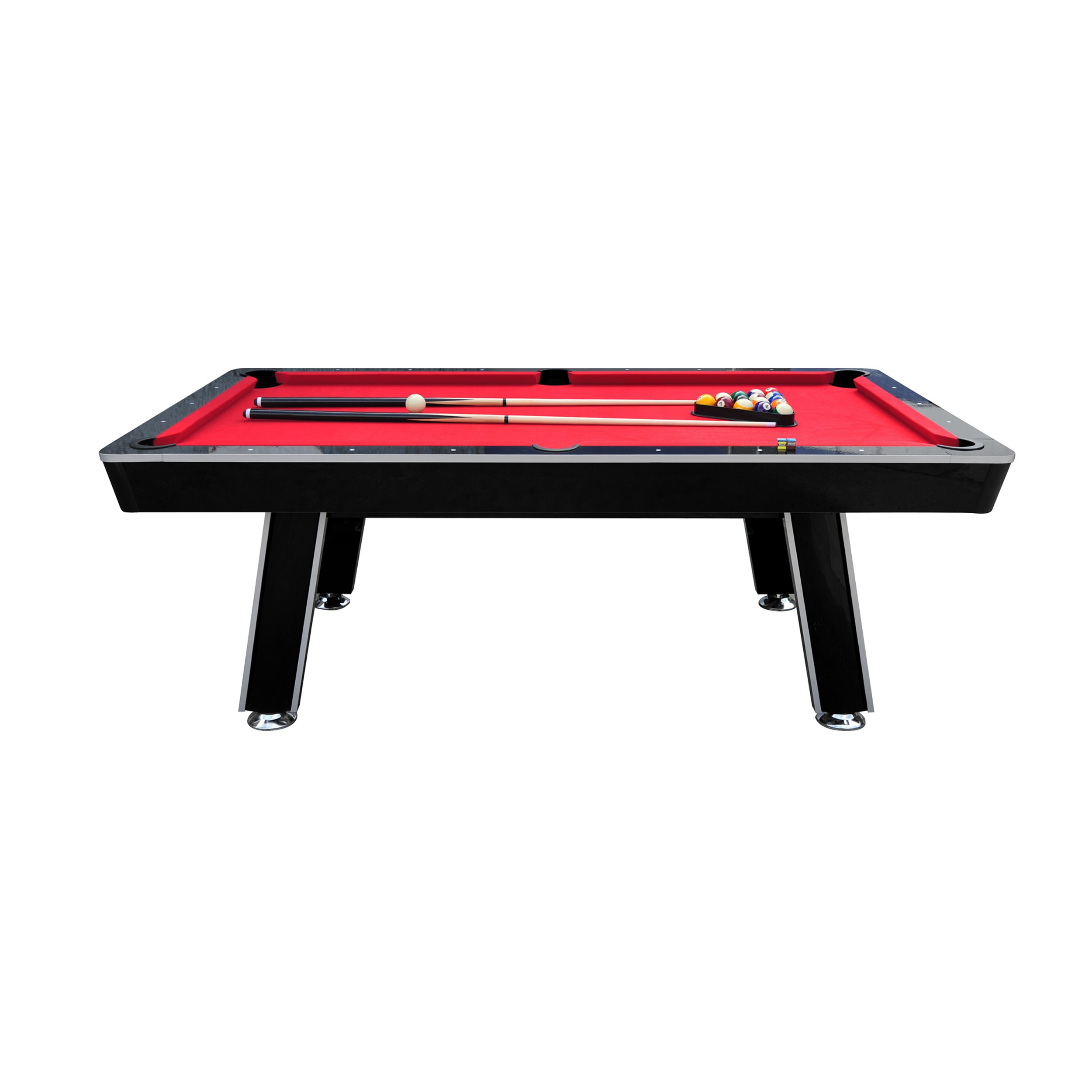billard milton 7ft noir tapis rouge adoptez nos billards milton 7ft noirs tapis rouge rdv d co. Black Bedroom Furniture Sets. Home Design Ideas