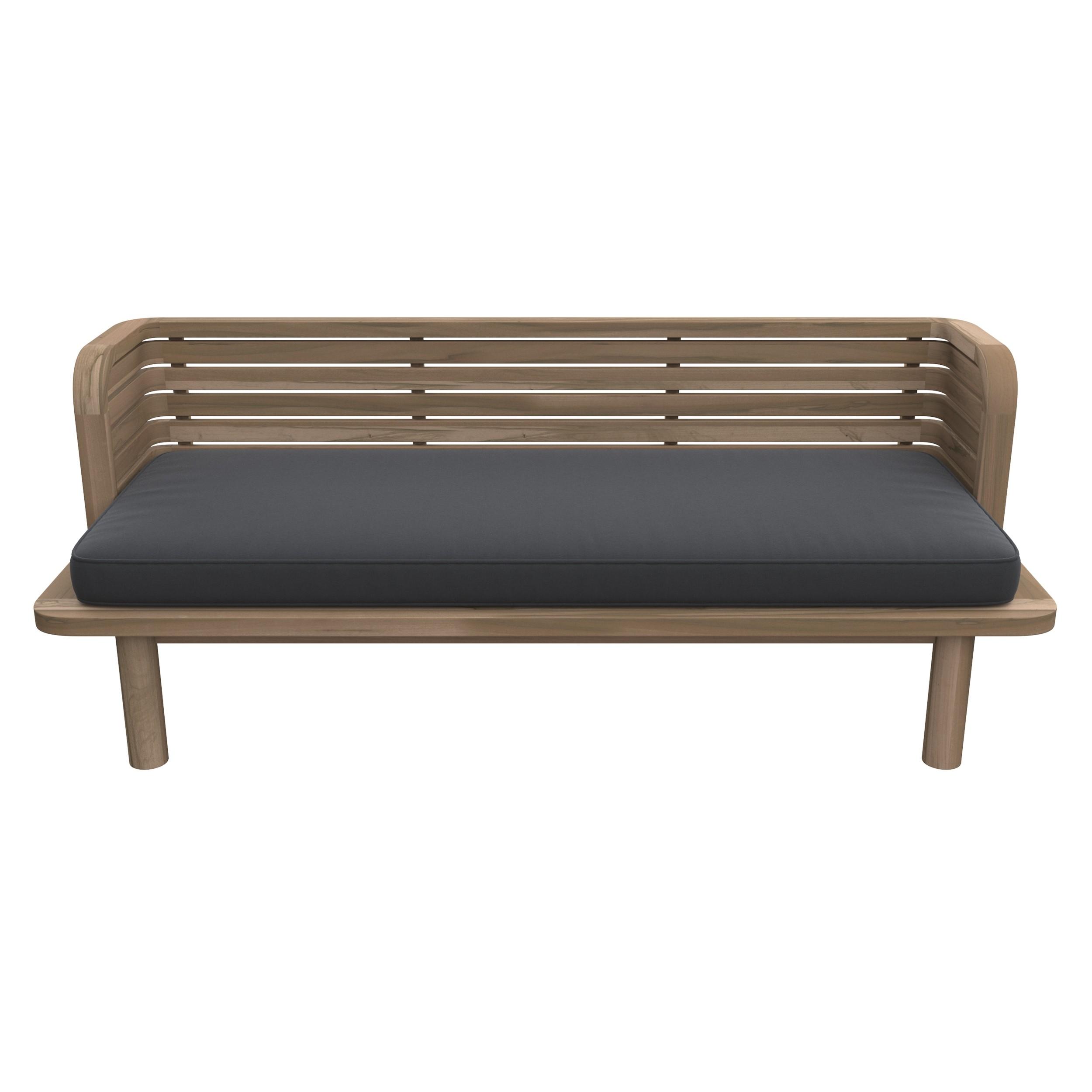 acheter canape exterieur en bois de teck