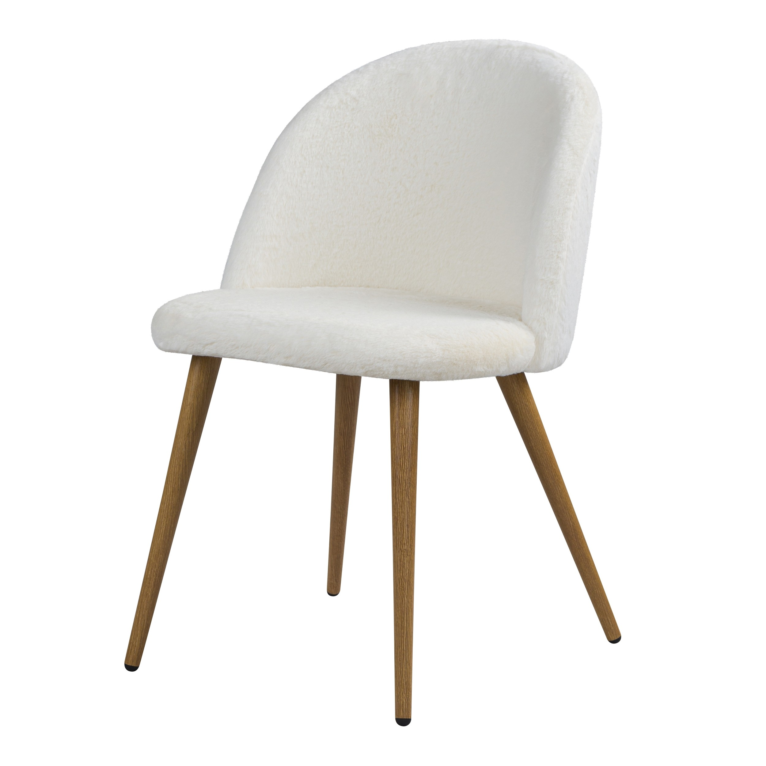 acheter chaise assise blanche confortable