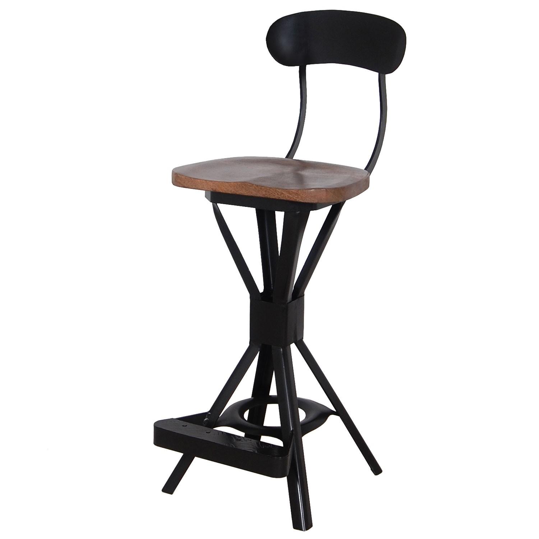 chaise de bar delhi installez vous sur nos chaises de. Black Bedroom Furniture Sets. Home Design Ideas