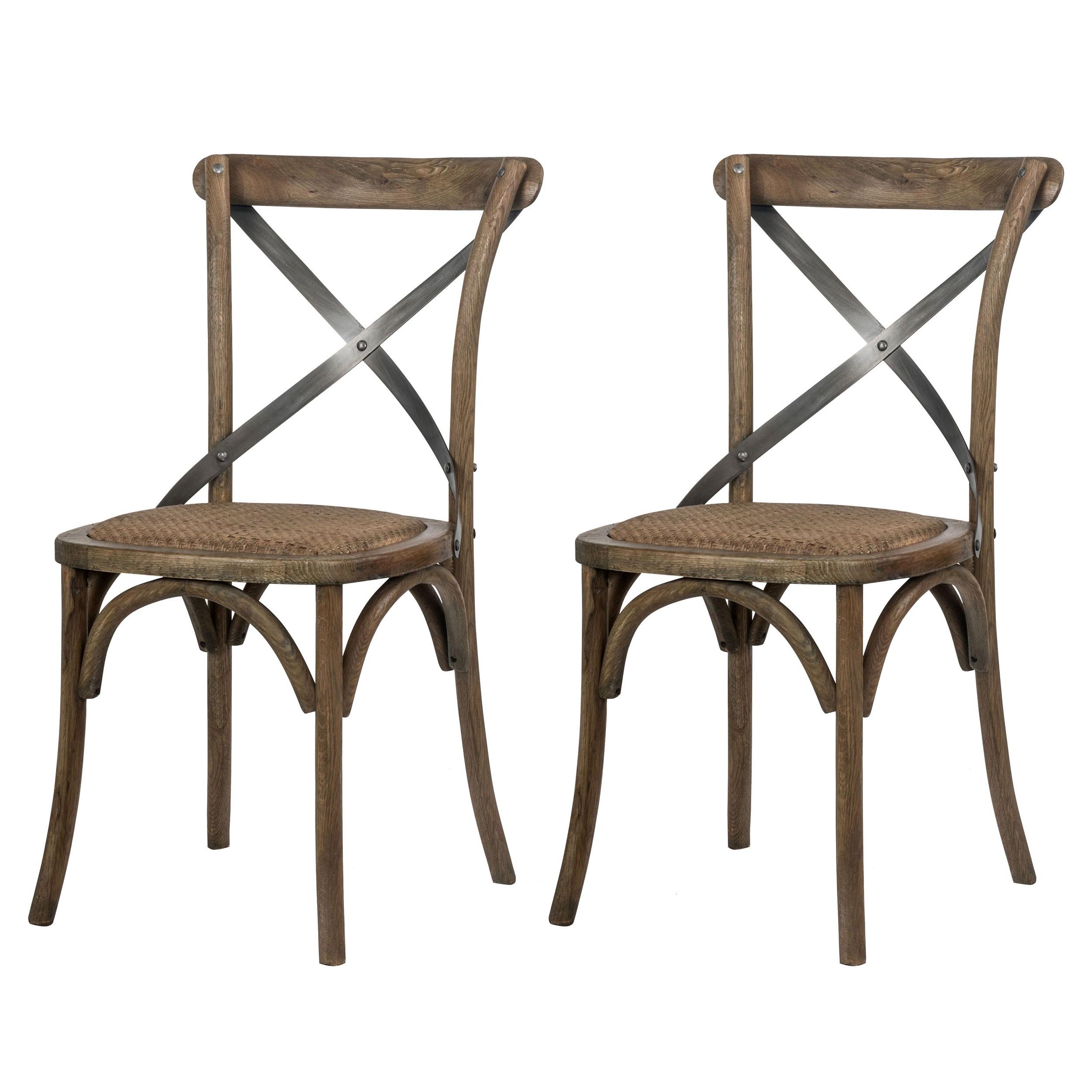chaise troquet d couvrez nos chaises troquet ind modables rdvd co. Black Bedroom Furniture Sets. Home Design Ideas