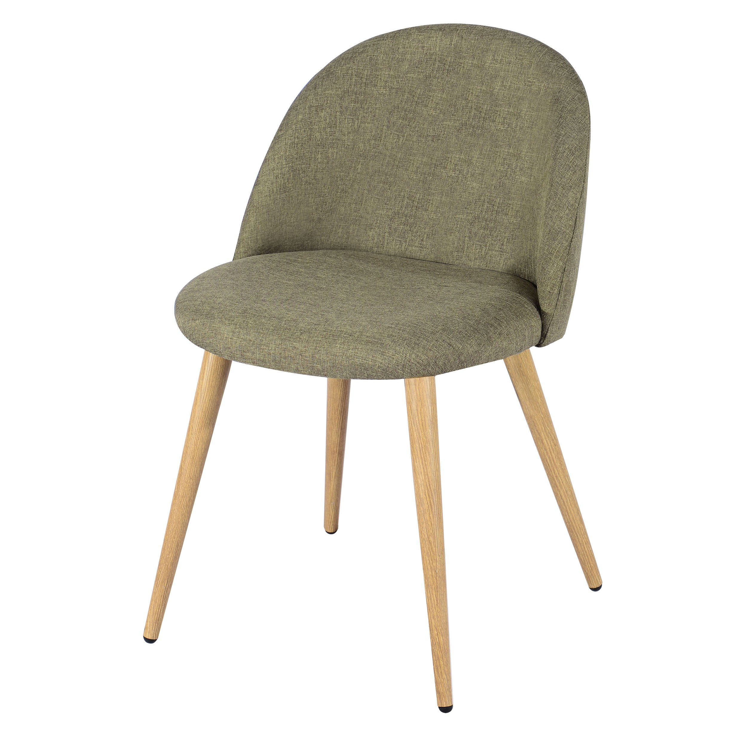 acheter chaise scandinave taupe pieds bois