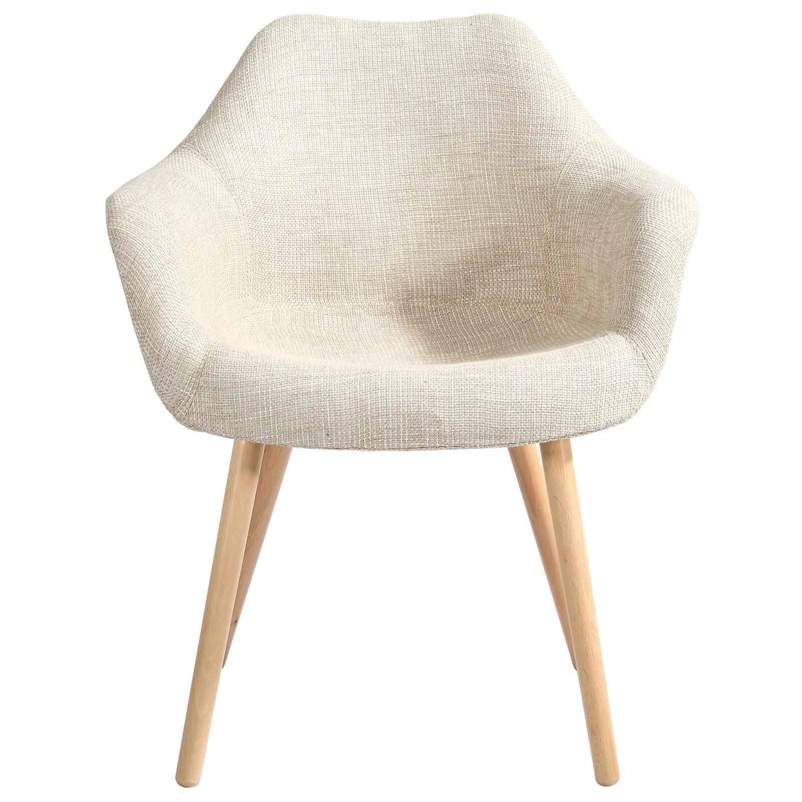 acheter chaise beige prix bas