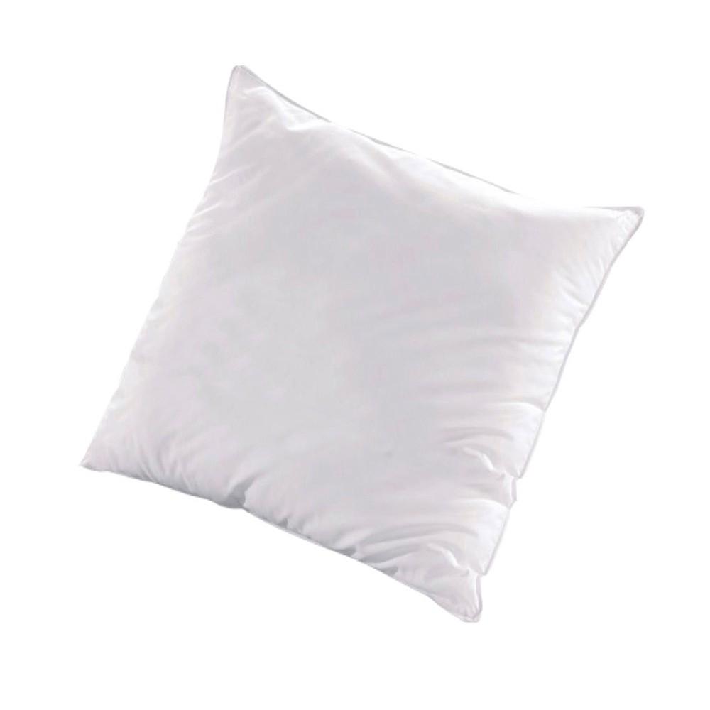acheter coussin blanc fibre creuse