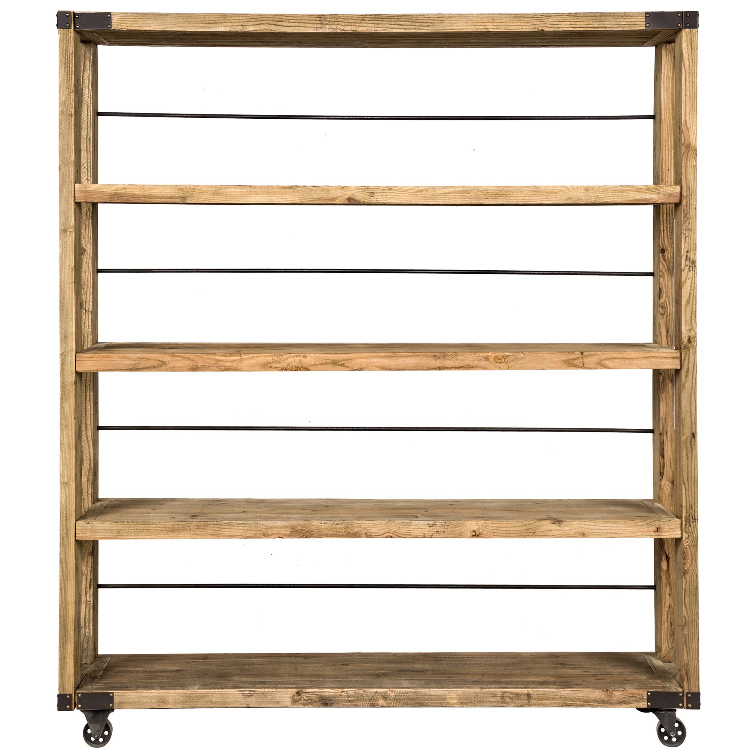 etag re botany en bois 4 niveaux achetez nos tag res. Black Bedroom Furniture Sets. Home Design Ideas