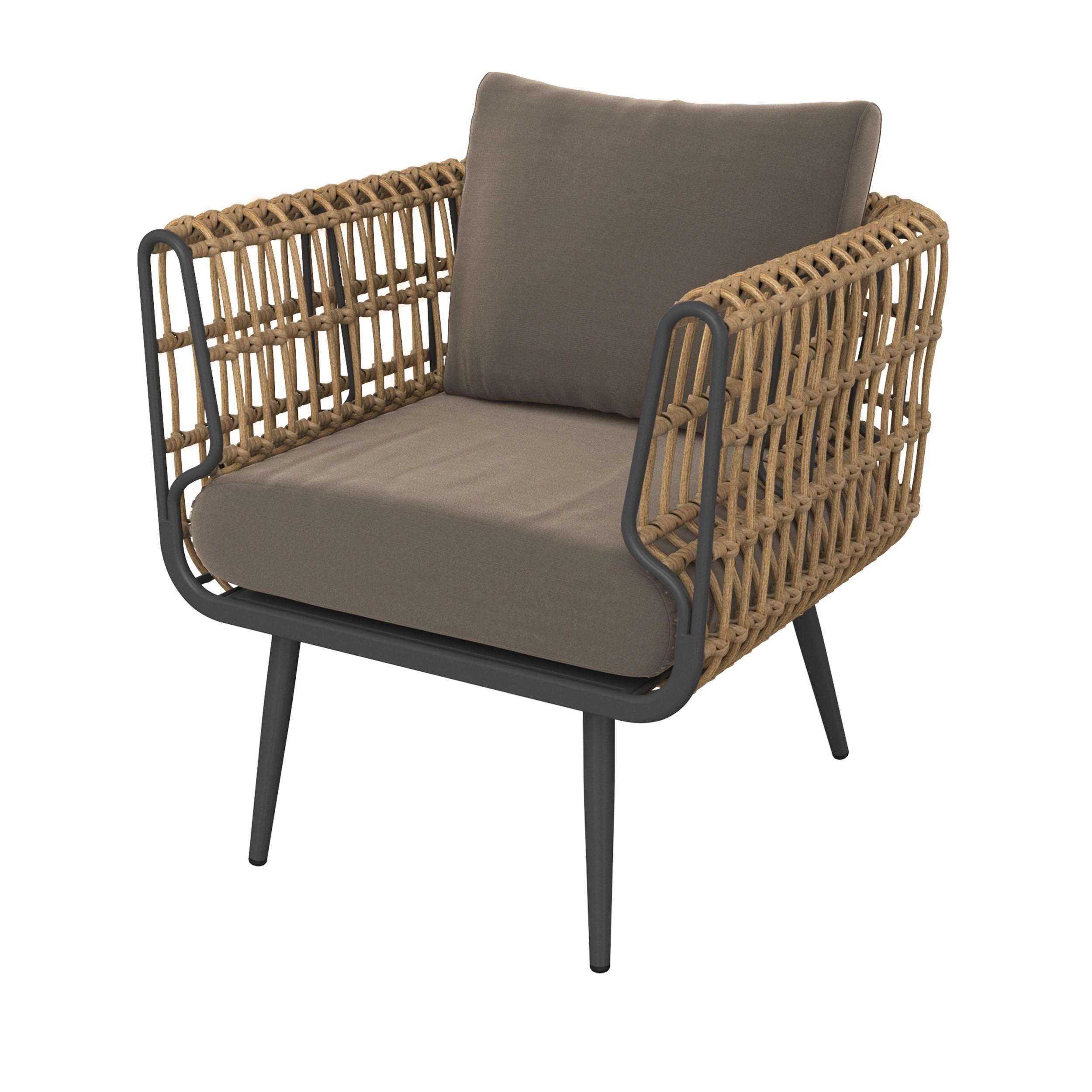 acheter fauteuil de jardin exterieur confortable