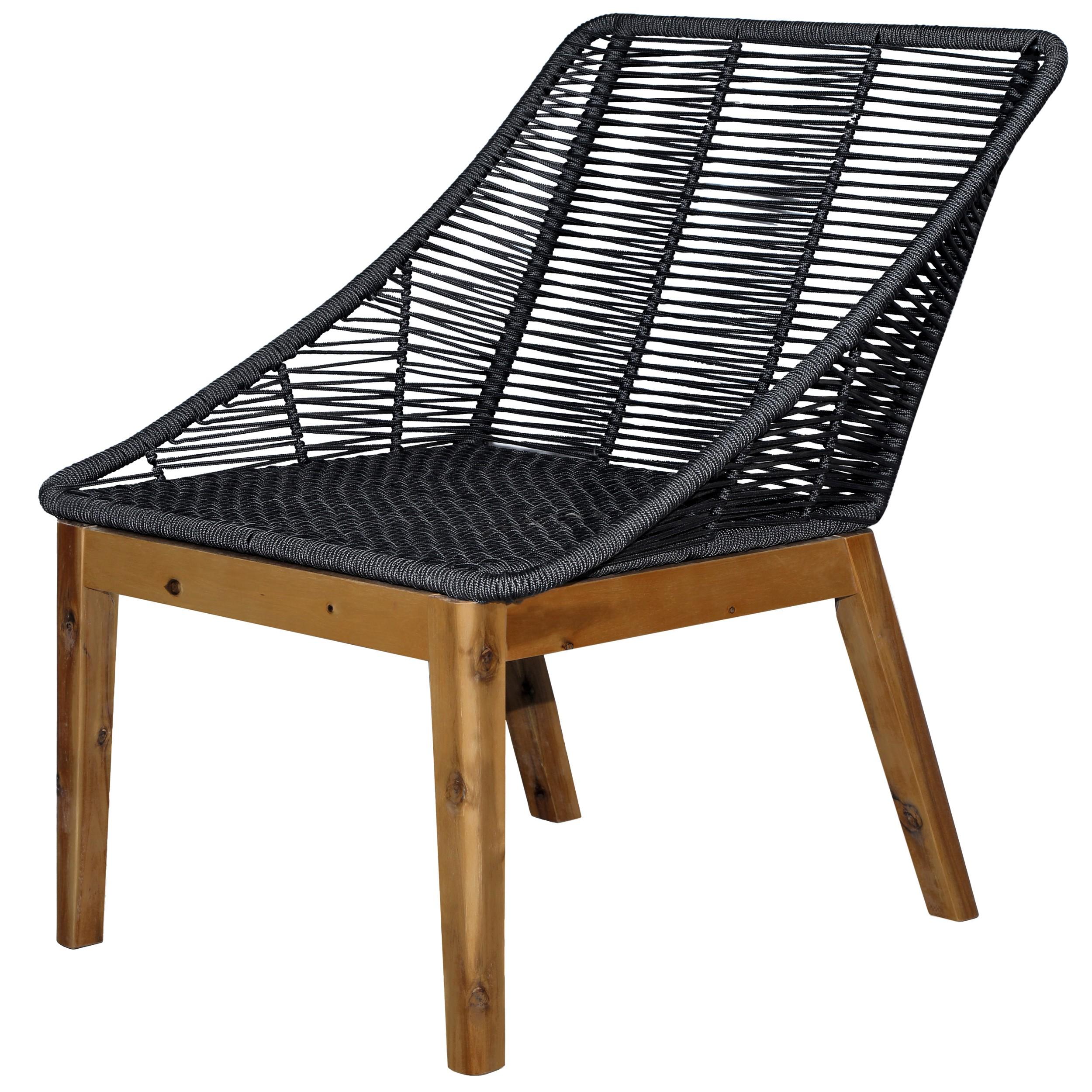 acheter fauteuil interieur exterieur gris fonce