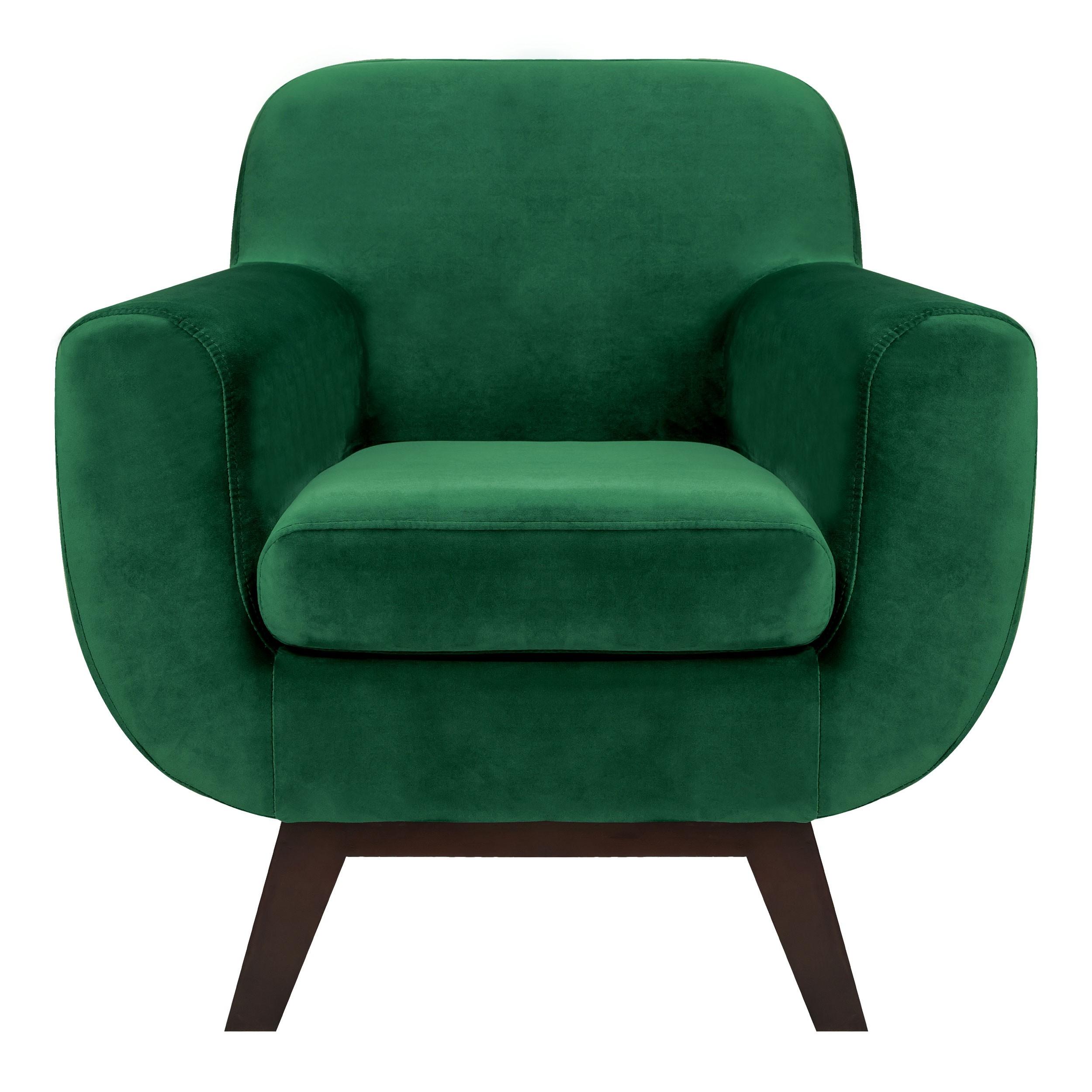 fauteuil copenhague en velours vert achetez les fauteuils copenhague en velours verts design. Black Bedroom Furniture Sets. Home Design Ideas